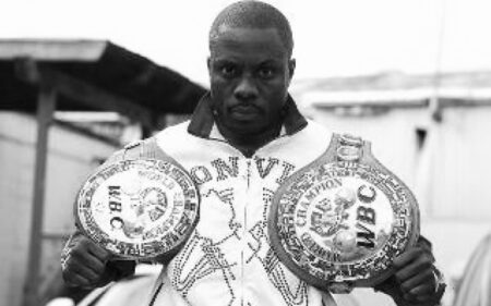 On this day: Keith Holmes defended his world title against Richie Woodhall | Boxen247.com (Kristian von Sponneck)