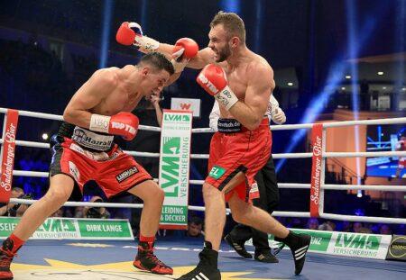 Dominic Bösel defeats Robin Krasniqi & results from Magdeburg, Germany | Boxen247.com (Kristian von Sponneck)