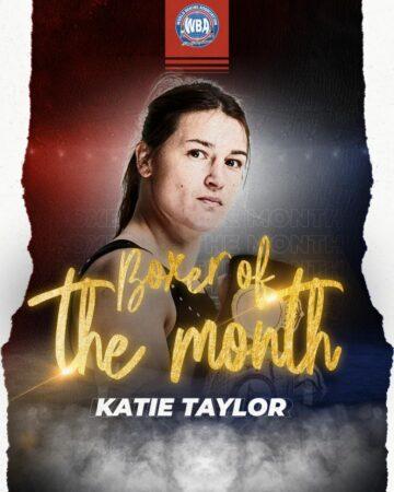 WBA Female Boxer of the Month: Katie Taylor | Boxen247.com (Kristian von Sponneck)