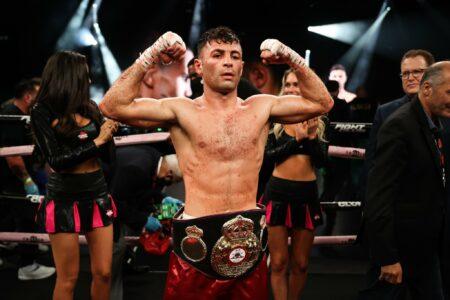 Petros Ananyan defeats Daniel Gonzalez in Brooklyn, New York, USA | Boxen247.com (Kristian von Sponneck)