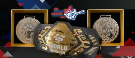 AIBA to award medals and belts to World Champions in Belgrade | Boxen247.com (Kristian von Sponneck)