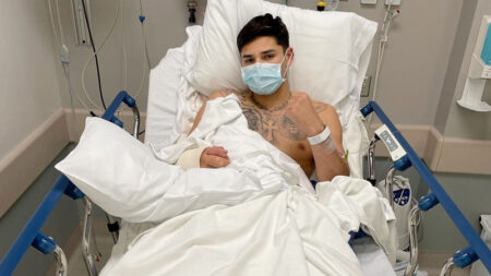 Ryan García undergoes successfully surgery   Boxen247.com (Kristian von Sponneck)