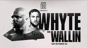 Dillian Whyte vs. Otto Wallin October 30 bout off - Whyte injured | Boxen247.com (Kristian von Sponneck)