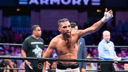 Jamal James faces Radzhab Butaev for WBA world title on October 30 | Boxen247.com (Kristian von Sponneck)