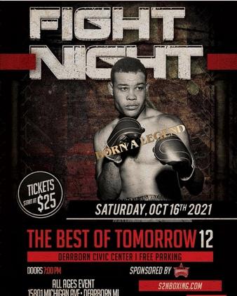 6-0 Light Heavyweight Ali Izmailov defeats James Ballard in US debut | Boxen247.com (Kristian von Sponneck)