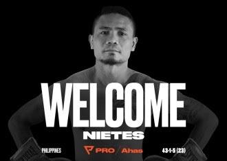 Four-weight world champion Donnie Nietes signs with Probellum | Boxen247.com (Kristian von Sponneck)