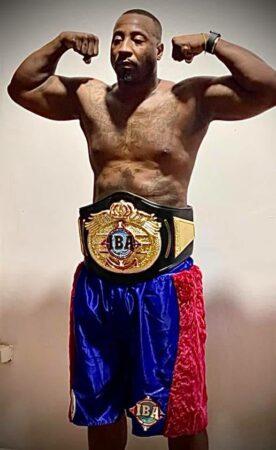 Carlouse Welch new IBA Super Cruiserweight World Champion   Boxen247.com (Kristian von Sponneck)