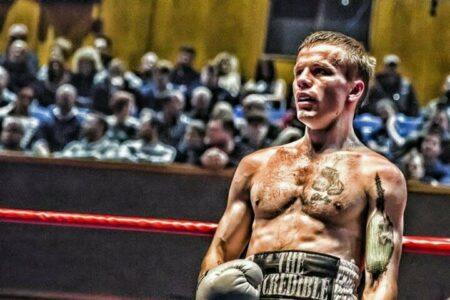 Paul Holt ready for ring return this weekend | Boxen247.com (Kristian von Sponneck)
