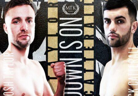 Josh Taylor vs. Jack Catterall rescheduled for February 26 | Boxen247.com (Kristian von Sponneck)