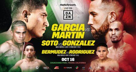 High stakes for Mikey Garcia as he faces Sandor Martin this Saturday | Boxen247.com (Kristian von Sponneck)