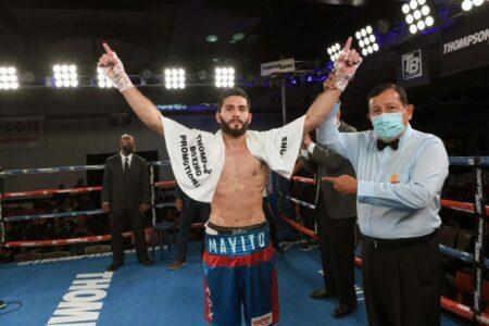 """Miguel Madueño defeats Jose Luis Rodriguez & """"New Blood"""" results   Boxen247.com (Kristian von Sponneck)"""