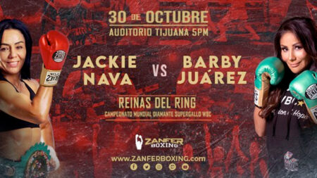 Jackie Nava & Mariana Juárez finally clash in Tijuana this Saturday | Boxen247.com (Kristian von Sponneck)