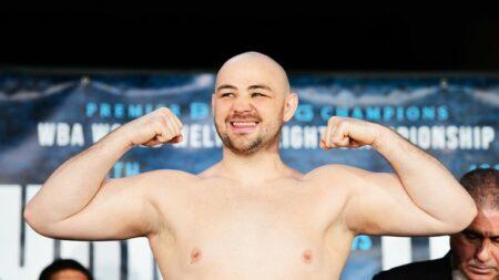 Adam Kownackihas revenge and redemption on his mind | Boxen247.com (Kristian von Sponneck)