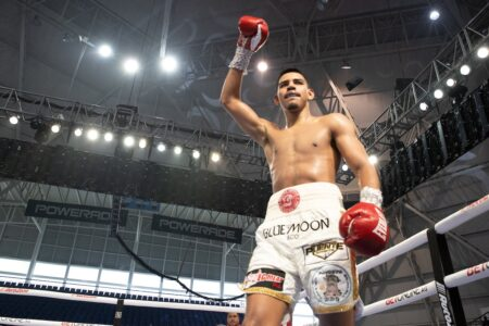 Diego Pacheco: I think it's realistic to have a World title fight by 22   Boxen247.com (Kristian von Sponneck)