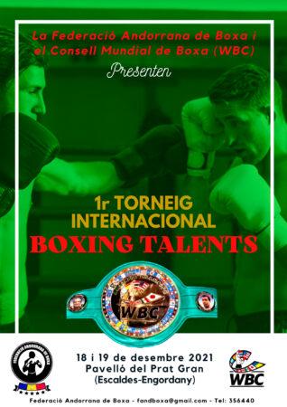 National team boxing tournament heads to Andorra in December | Boxen247.com (Kristian von Sponneck)