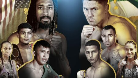 Andrade defends WBO Middleweight title against Quigley on November 19 | Boxen247.com (Kristian von Sponneck)