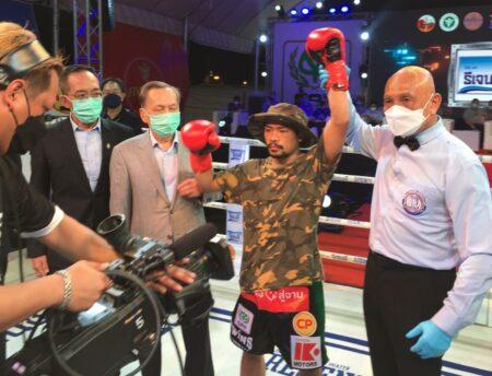 Niyomtrong retained his WBA Super Championship in Thailand   Boxen247.com (Kristian von Sponneck)