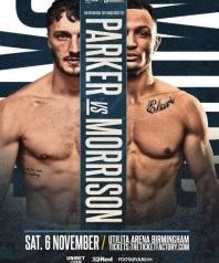 Zach Parker faces British rival Marcus Morrison on November 6 | Boxen247.com (Kristian von Sponneck)