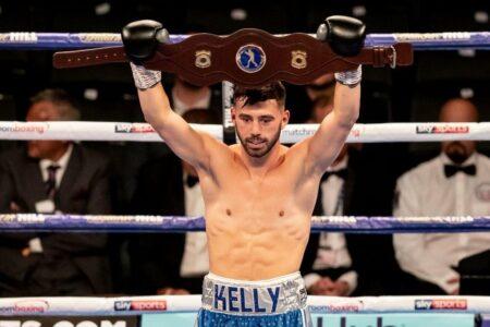 Ryan Kelly back in the ring this weekend in Edgbaston, Birmingham, UK | Boxen247.com (Kristian von Sponneck)