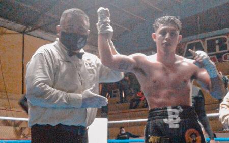José Luis Baltazar III defeats Balam Hernández in Tamaulipas, Mexico | Boxen247.com (Kristian von Sponneck)