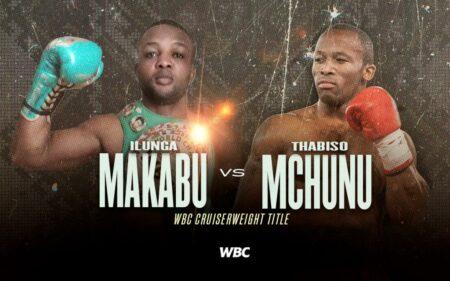 Ilunga Makabu vs. Thabiso Mchunu will go to purse bid | Boxen247.com (Kristian von Sponneck)