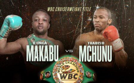 Ilunga Makabu vs. Thabiso Mchunu is finally on! | Boxen247.com (Kristian von Sponneck)