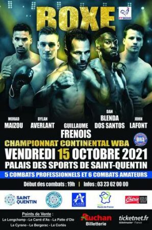 Guillaume Frenois faces Giuseppe Carafa in France this Friday   Boxen247.com (Kristian von Sponneck)