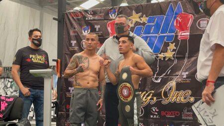 Axel Aragon Vega & Armando Torres ready and on weight in Mexico City   Boxen247.com (Kristian von Sponneck)