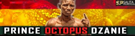 Prince Octopus Dzanie moves into IBF Bantamweight rankings at #11 | Boxen247.com (Kristian von Sponneck)