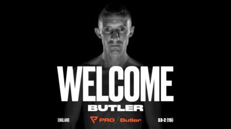 Probellum sign former IBF bantamweight champion Paul Butler   Boxen247.com (Kristian von Sponneck)