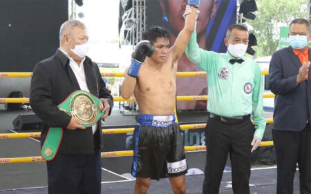 Philippines rising star Adrian Lerasan, ready to make history | Boxen247.com (Kristian von Sponneck)