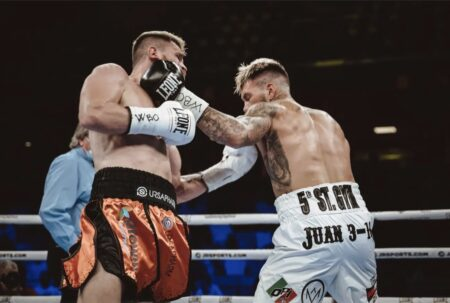 Daniele Scardina & Francesco Patera new WBO Intercontinental champs | Boxen247.com (Kristian von Sponneck)