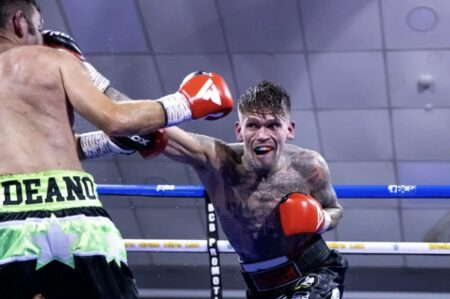 Kane Baker eyeing domestic rivals if he can pick up another quick win | Boxen247.com (Kristian von Sponneck)