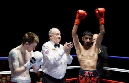 Sufi Ahmed faces Michael Gomez Jr on Rankin-Lindberg card, Nov.5 | Boxen247.com (Kristian von Sponneck)