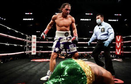Cletus Seldin scores massive knockout of William Silva at Trillerverz III | Boxen247.com (Kristian von Sponneck)