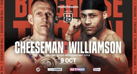 Ted Cheeseman: This is my last hurdle for me at British level   Boxen247.com (Kristian von Sponneck)