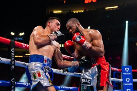 "Vladimir Hernández outworks former champ Julian ""J-Rock"" Williams   Boxen247.com (Kristian von Sponneck)"