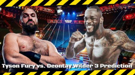 Tyson Fury vs. Deontay Wilder 3 video predicting who will win and why | Boxen247.com (Kristian von Sponneck)