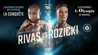 Oscar Rivas vs. Ryan Rozicki Bridgerweight Title full fight card details | Boxen247.com (Kristian von Sponneck)