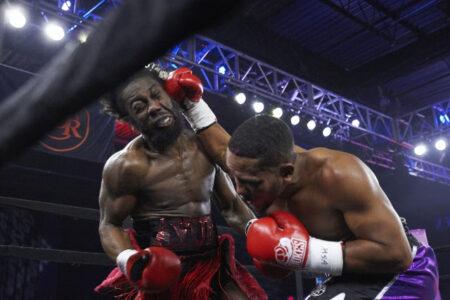Isaiah Wise stops Dewayne Williams in 67 seconds in Philadelphia | Boxen247.com (Kristian von Sponneck)