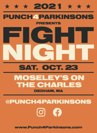 """2nd """"Fight Night"""" charity event presented by Punch4Parkinsons   Boxen247.com (Kristian von Sponneck)"""