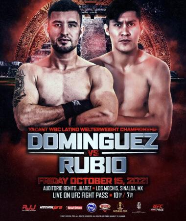 Santiago Dominguez defeats Jesus Antonio Rubio & results from Sinaloa | Boxen247.com (Kristian von Sponneck)