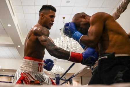 "Nelson Perez defeats Ryan Venable & ""Fight Night in Framingham"" results | Boxen247.com (Kristian von Sponneck)"