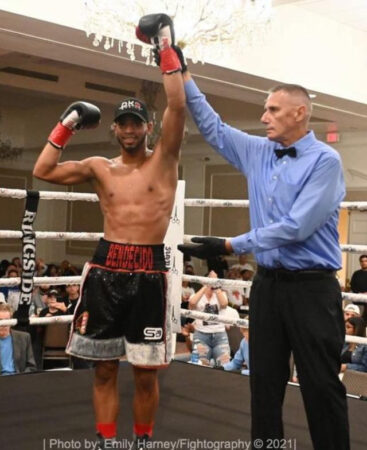 DKO Boxing Management fighters rack up four wins in Framingham | Boxen247.com (Kristian von Sponneck)