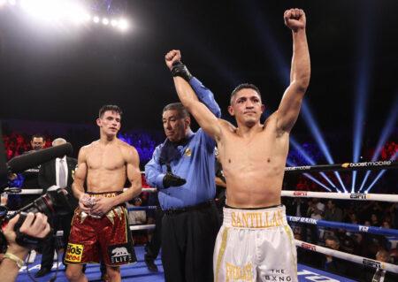 Split-T's Santillan, Martinez, Mireles & Madera win at the weekend | Boxen247.com (Kristian von Sponneck)